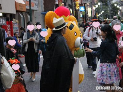 曙橋ハロウィンイベント あけぼのばしキャンディハロウィンナイト2016