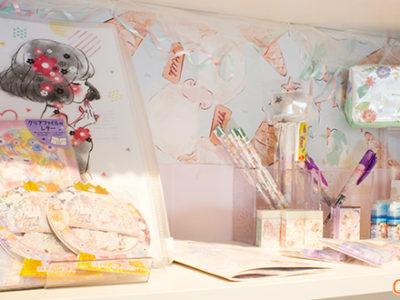 Flowery kiss  フラワリーキス 小学生の女の子の一番人気!新宿の販売店(フラワリーキスの文房具)おしゃかわステショ